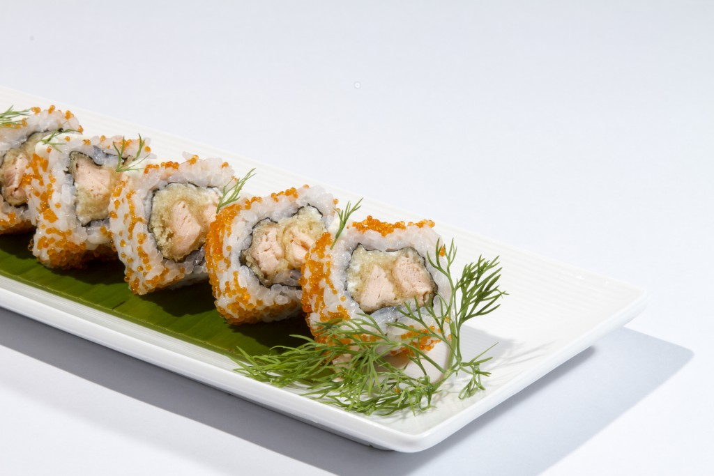 Sweet Salmon Rolls 5