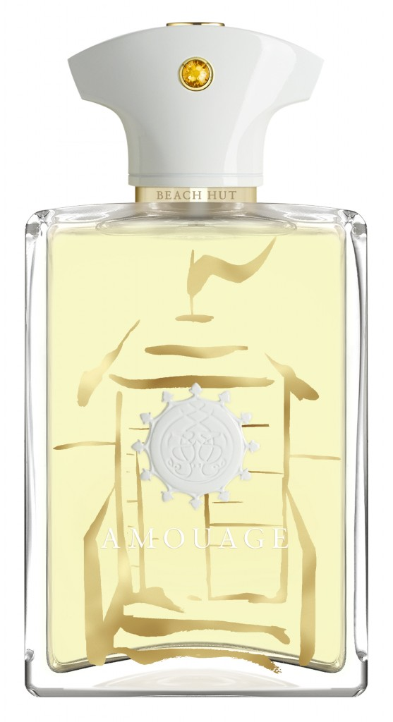Beach Hut Man Bottle