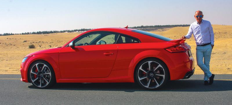 Audi S5 and Audi TT 4