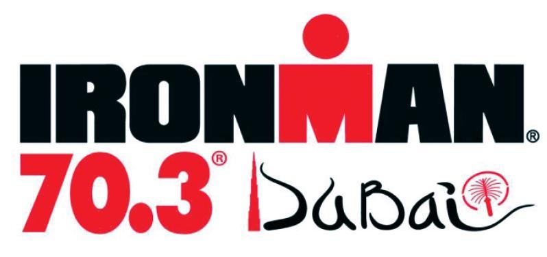 IRONMAN 70.3 Dubai 2018