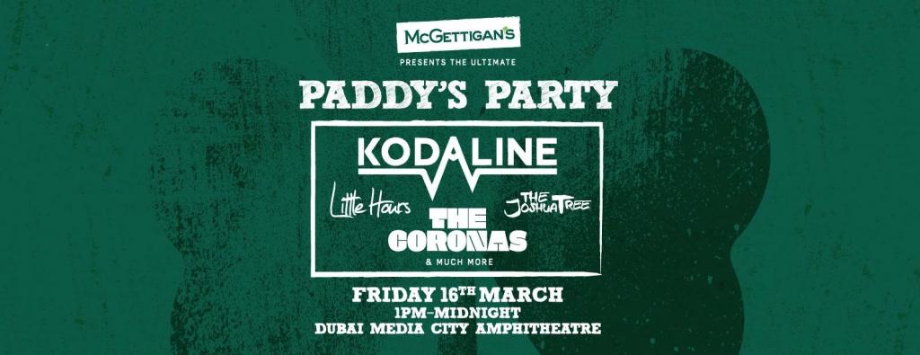 McGettigan's Paddy's Party in Dubai