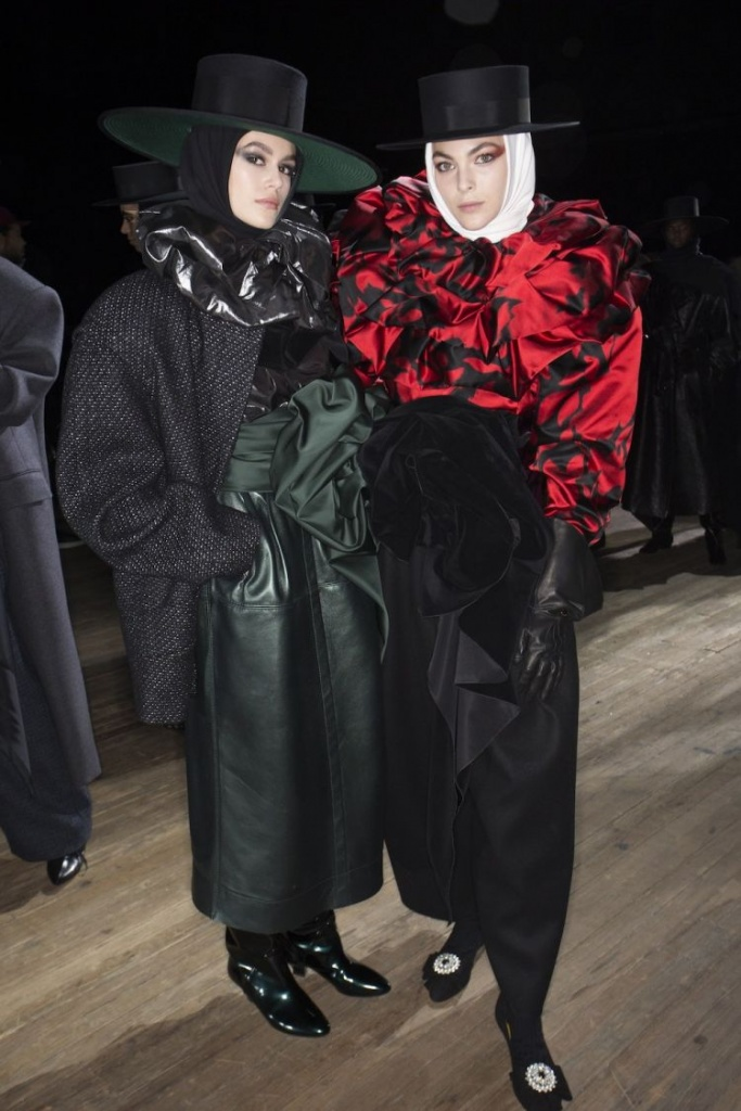 Marc Jacobs Fall 2018 Ready-to-Wear