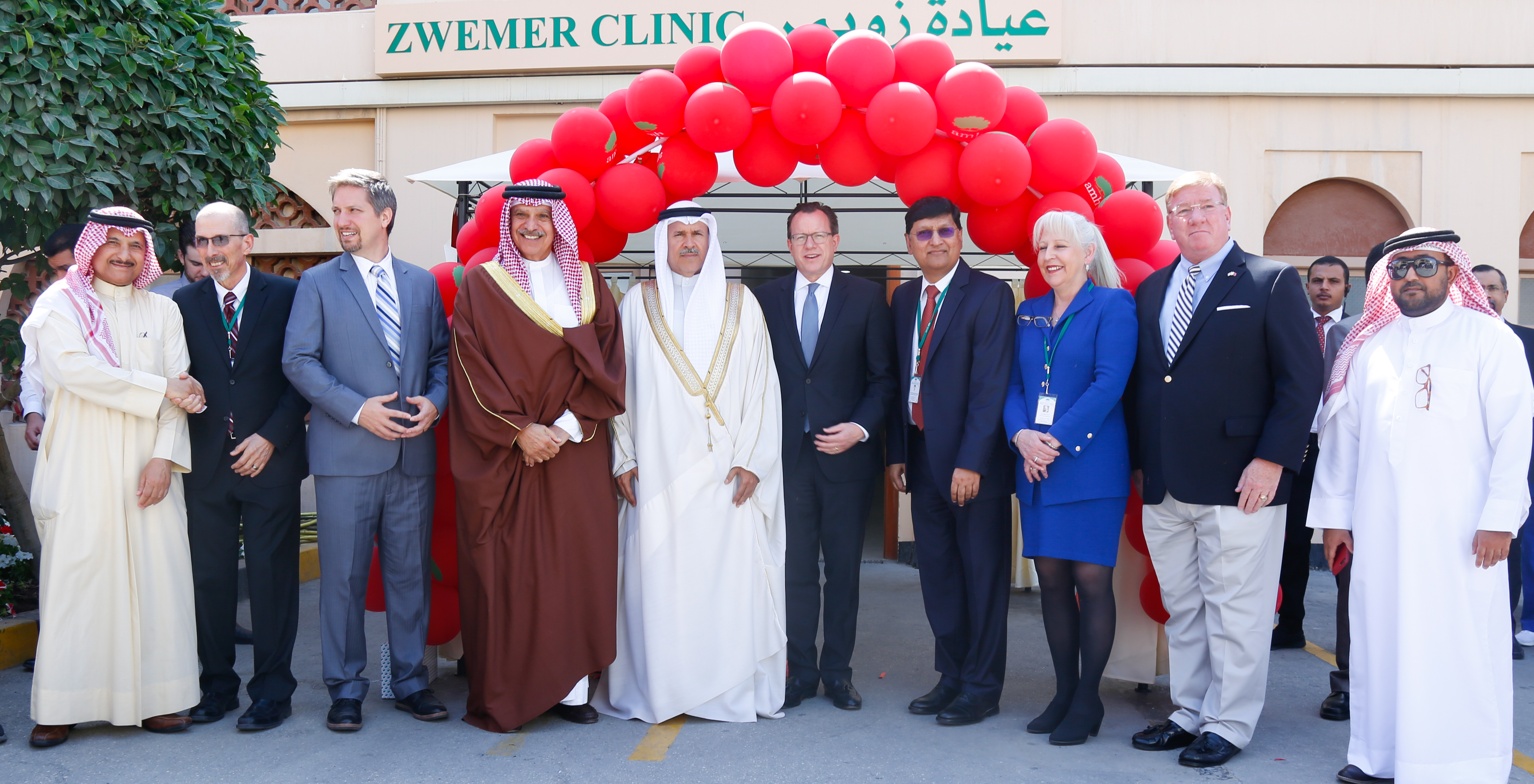 AMH - Zwemer Clinic Opening Ceremony-15