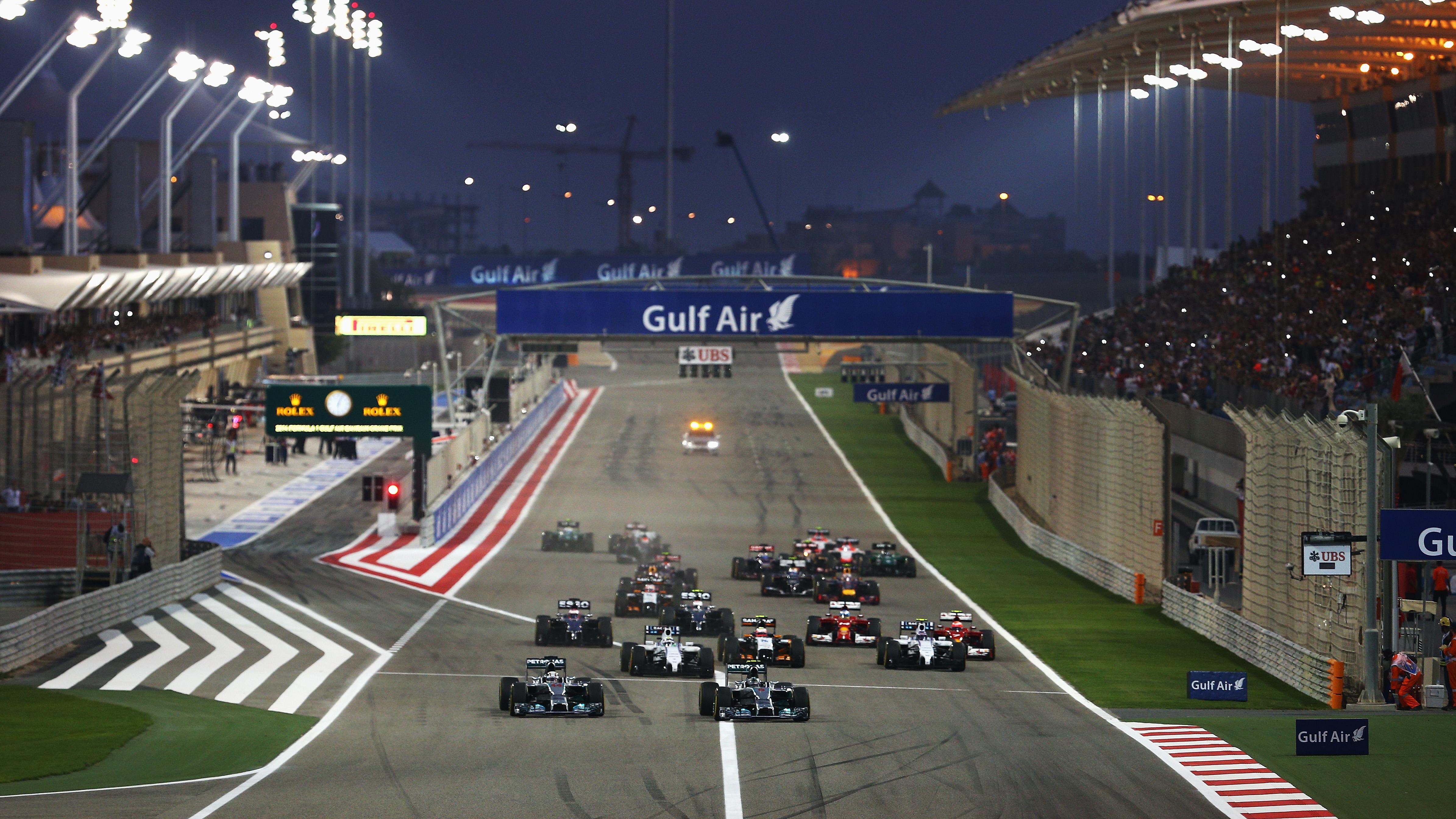 formel 1 bahrain startzeit