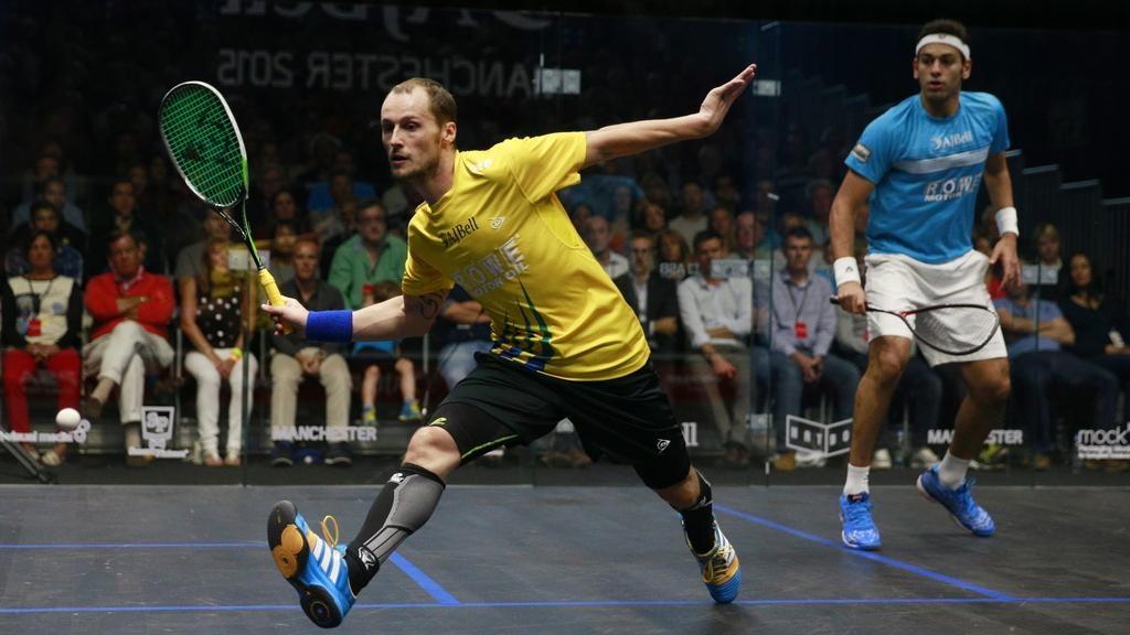 ATCO PSA Dubai World Series Finals