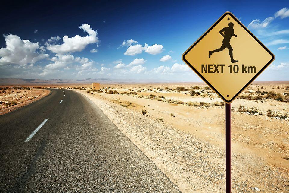 Dubai Desert Road Run
