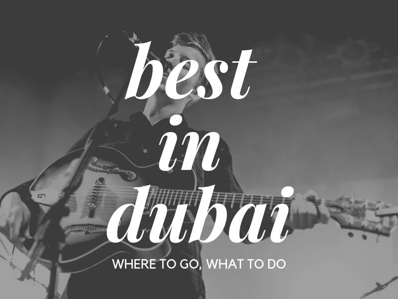 Best in Dubai: January 2019 - Bahrain Confidential